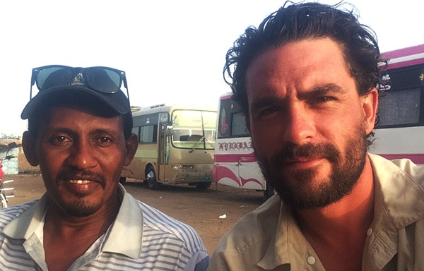 Day 145 & 147 - Sudan: Northward Bound