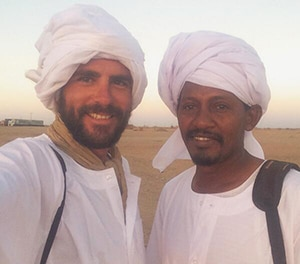 Day 165 - Sudan: The Railway