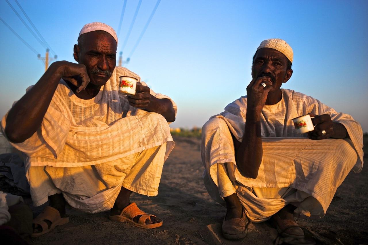Day 205 - Sudan: Wadi Halfa Goodbyes