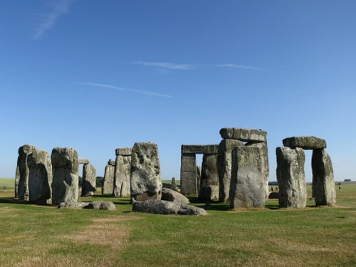 Walking Guide: The Path to Stonehenge