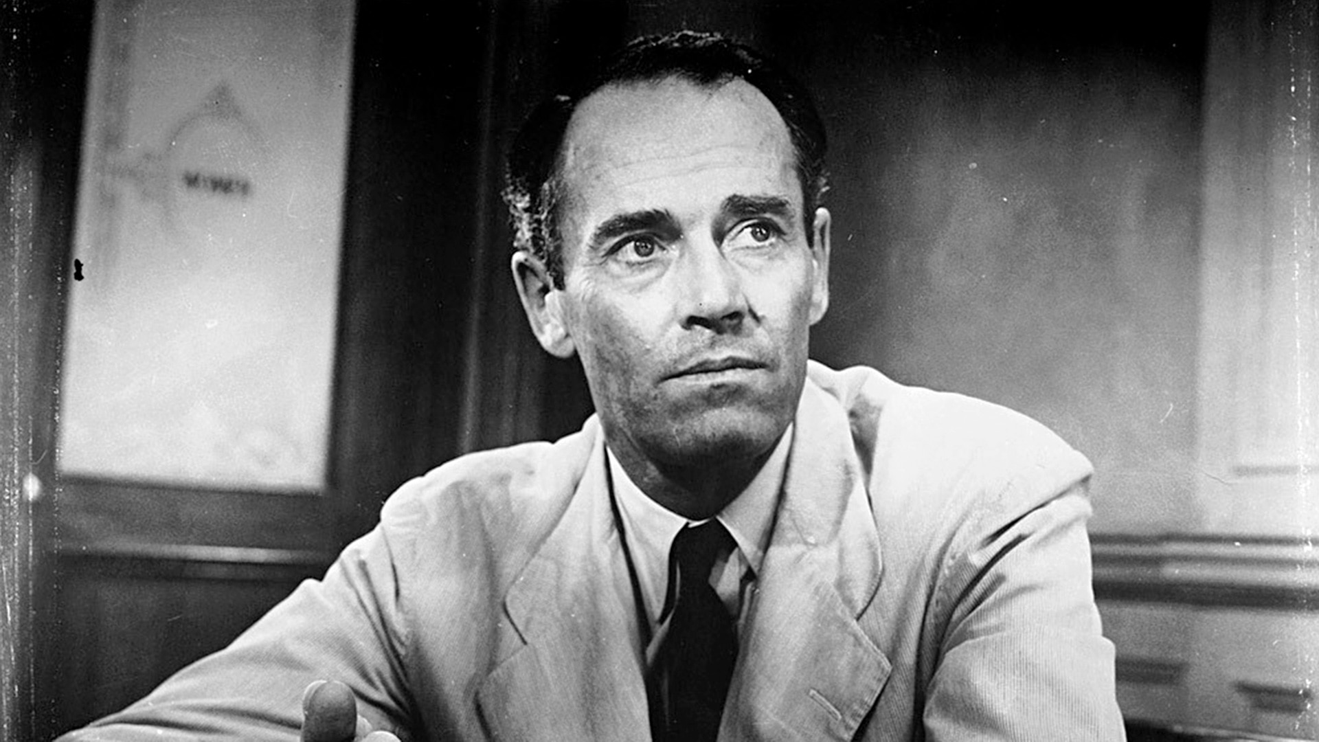 leadership in twelve angry men by sidney lumet Director: sidney lumet a puerto rican youth is on trial for murder, accused of knifing his father to death the twelve jurors retire to the jury room, having been admonished that the defendant is innocent until proven guilty beyond a reasonable doubt.