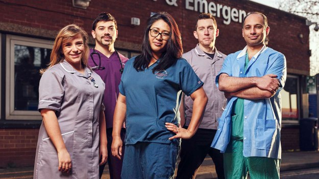 24 Hours In A&e - Series 20 Episode 3