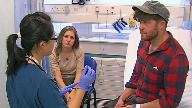 24 Hours In A&e - Series 10 Episode 17