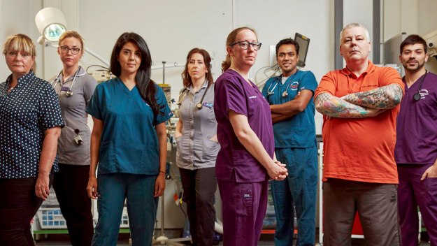 24 Hours In A&e - Series 19 Episode 3