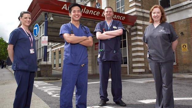 24 Hours In A&e - Series 2 Episode 13