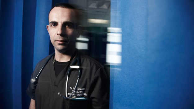 24 Hours In A&e - Series 2 Episode 5