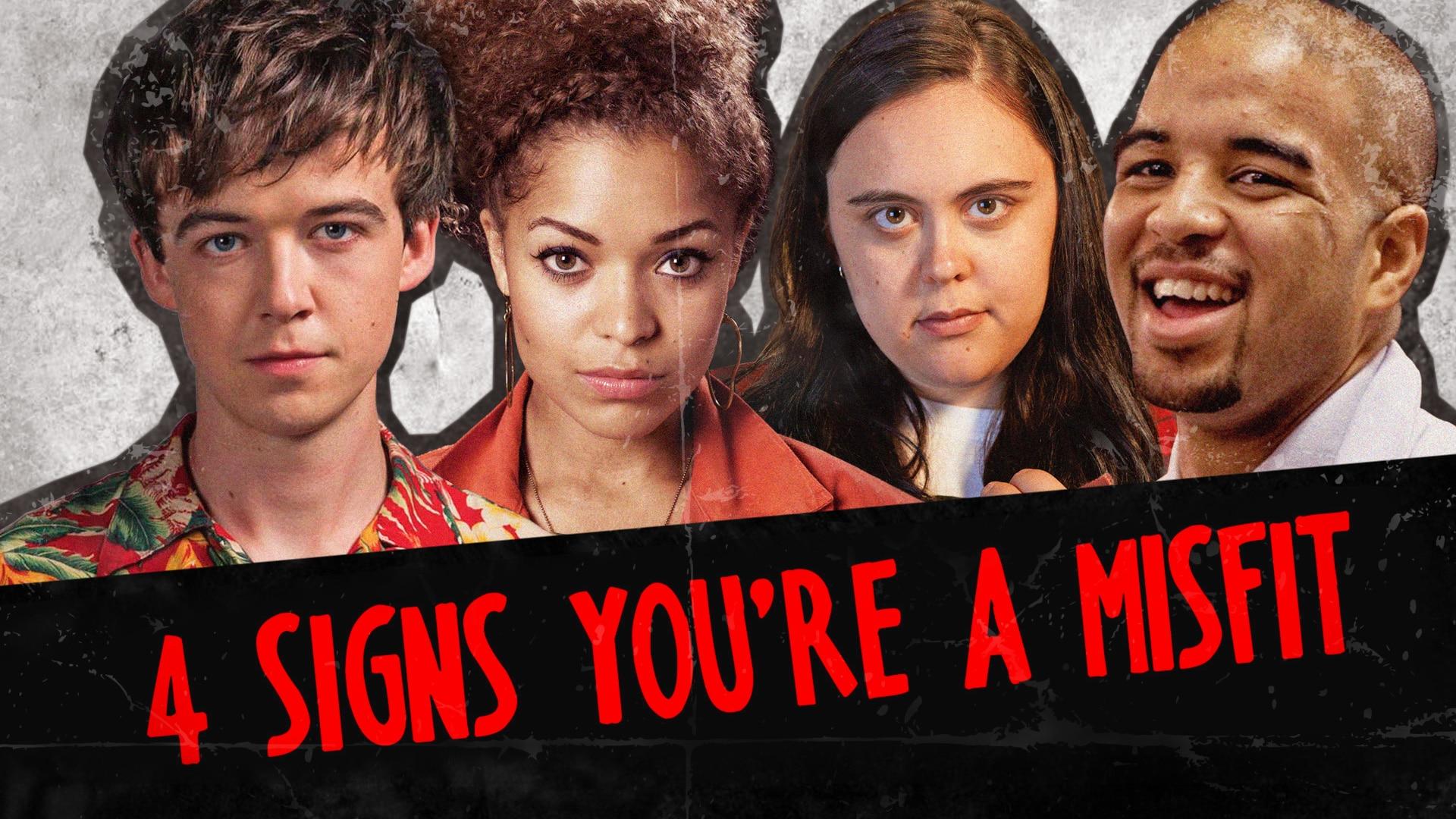 Misfits All 4