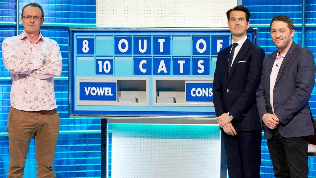 8 Out Of 10 Cats Does Countdown - Series 8 Episode 1
