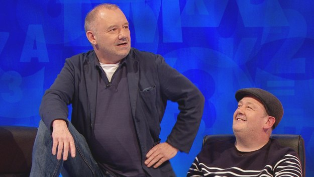 8 Out Of 10 Cats Does Countdown - Series 14 Episode 2