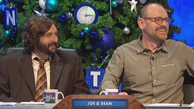 8 Out Of 10 Cats Does Countdown - Christmas Special 2017