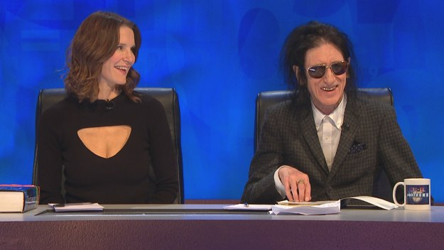 8 Out Of 10 Cats Does Countdown - Series 16 Episode 2