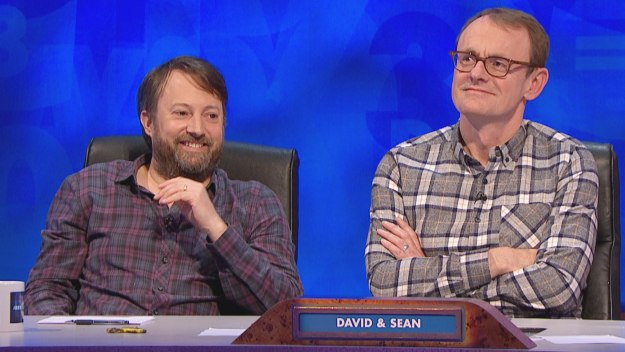 8 Out Of 10 Cats Does Countdown - Series 17 Episode 4