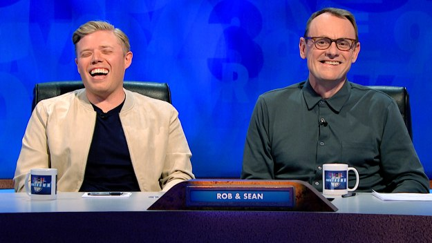 8 Out Of 10 Cats Does Countdown - Series 16 Episode 4