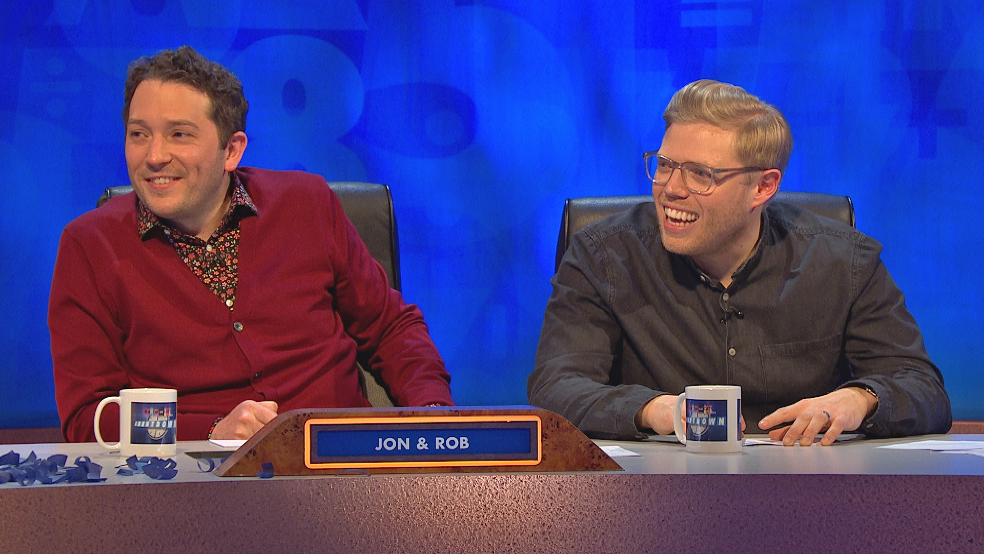 8 Out of 10 Cats Does Countdown - All 4