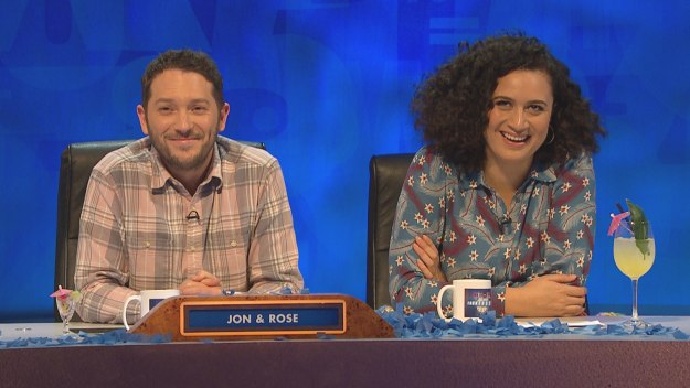 8 Out Of 10 Cats Does Countdown - Series 18 Episode 1