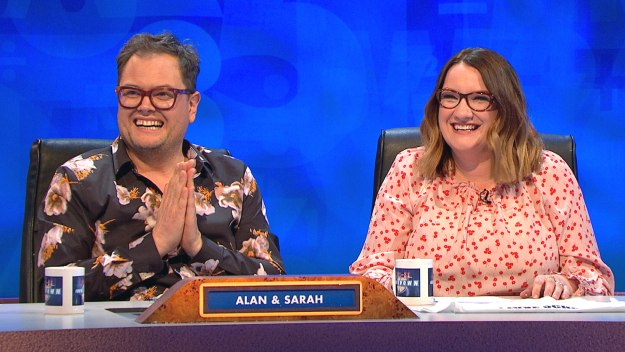 8 Out Of 10 Cats Does Countdown - Series 18 Episode 4