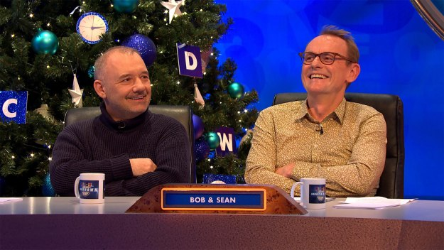 8 Out Of 10 Cats Does Countdown - Christmas Special 2019