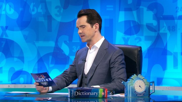 8 Out Of 10 Cats Does Countdown - Series 1 Episode 1