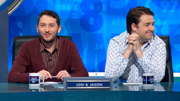 8 Out Of 10 Cats Does Countdown - Series 4 Episode 4