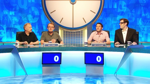 8 Out Of 10 Cats Does Countdown - Series 4 Episode 7