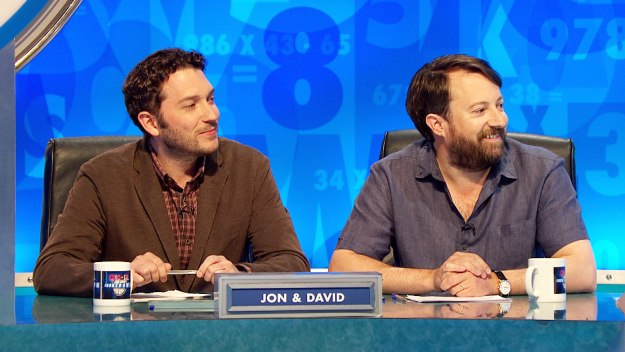8 Out Of 10 Cats Does Countdown - Series 5 Episode 1