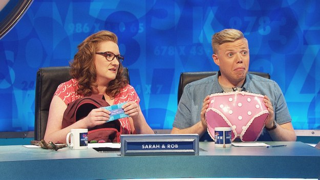 8 Out Of 10 Cats Does Countdown - Series 7 Episode 10