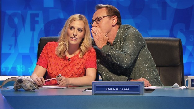 8 Out Of 10 Cats Does Countdown - Series 7 Episode 16