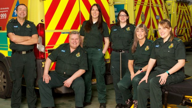 999: On The Frontline - Series 2 Episode 4