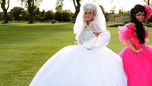 Fat Gypsy Weddings Bride Prejudice