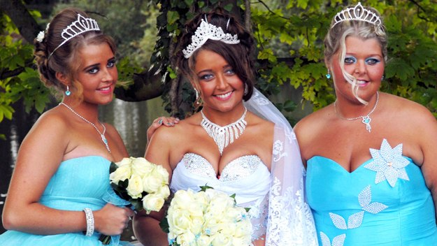 Fat Gypsy Weddings
