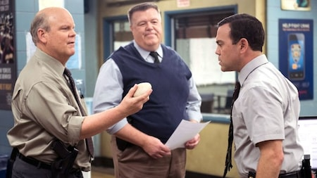 Brooklyn Nine-Nine: Hitchcock, Scully and Boyle