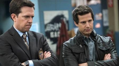 Brooklyn Nine-Nine: Danger and Peralta