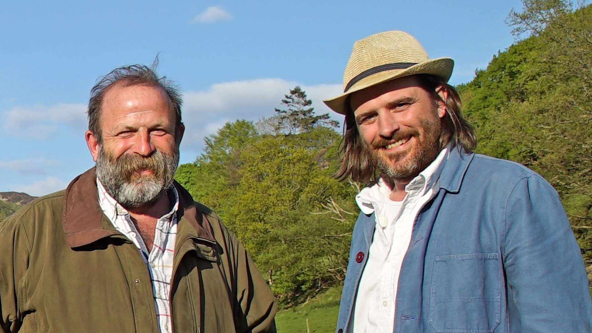 Cabins in the Wild with Dick Strawbridge - All 4