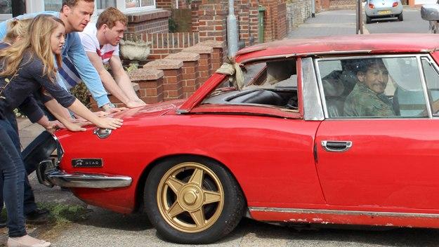 Car S.o.s - Triumph Of The Stag