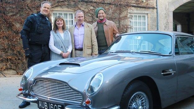 Car S.o.s - Aston Martin Db6