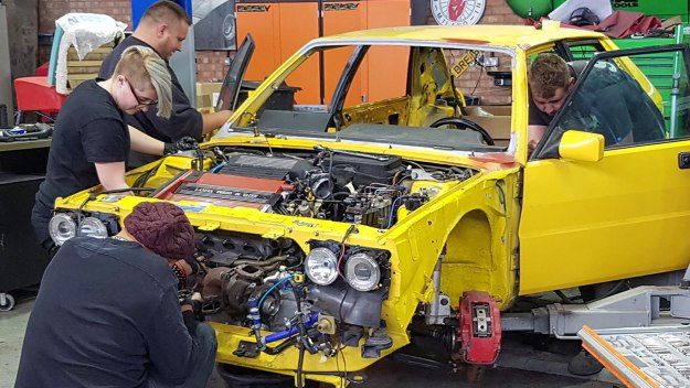 Car S.o.s - Lancia Delta Integrale