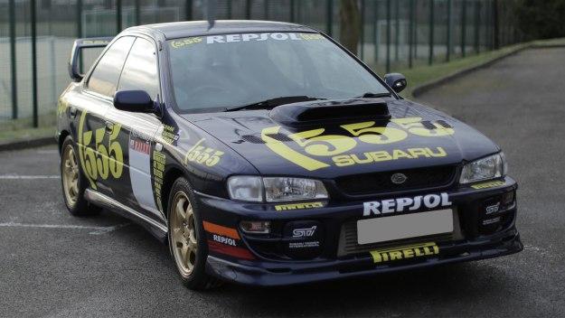 Car S.o.s - Subaru Impreza