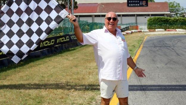 Coach Trip: Road To Barcelona - Jesolo
