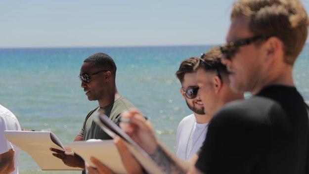 Celebrity Coach Trip - St Tropez
