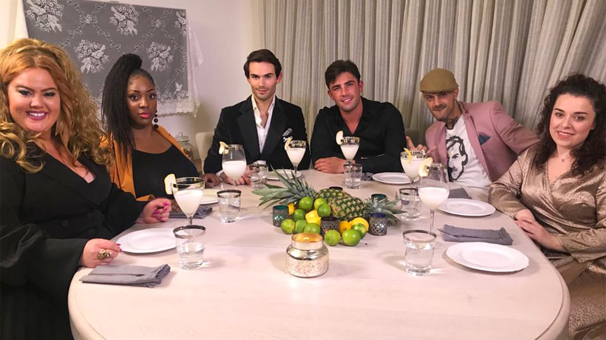 Celebrity Come Dine with Me   All 20