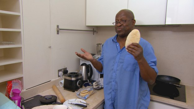 Celebrity Come Dine With Me - London - Night 4: Dave Benson Phillips