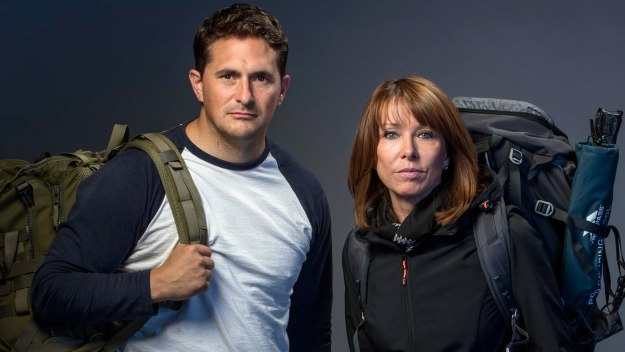 Celebrity Hunted - Series 2 Episode 1