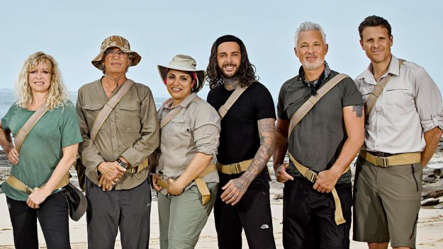 Celebrity Island With Bear Grylls - Series 3 Episode 4: Hunger & A Pig