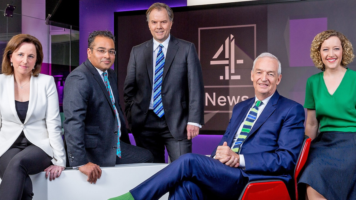 Channel 4 News All 4