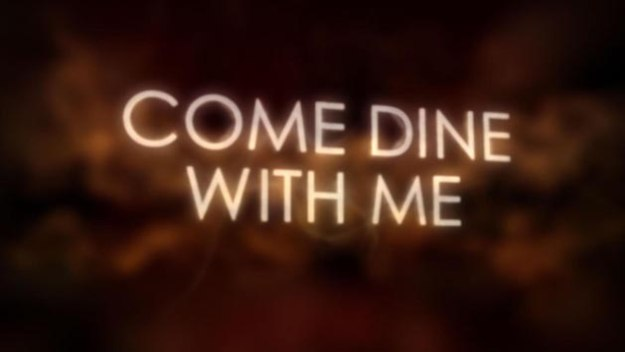 Come Dine With Me - Worcestershire - Chris
