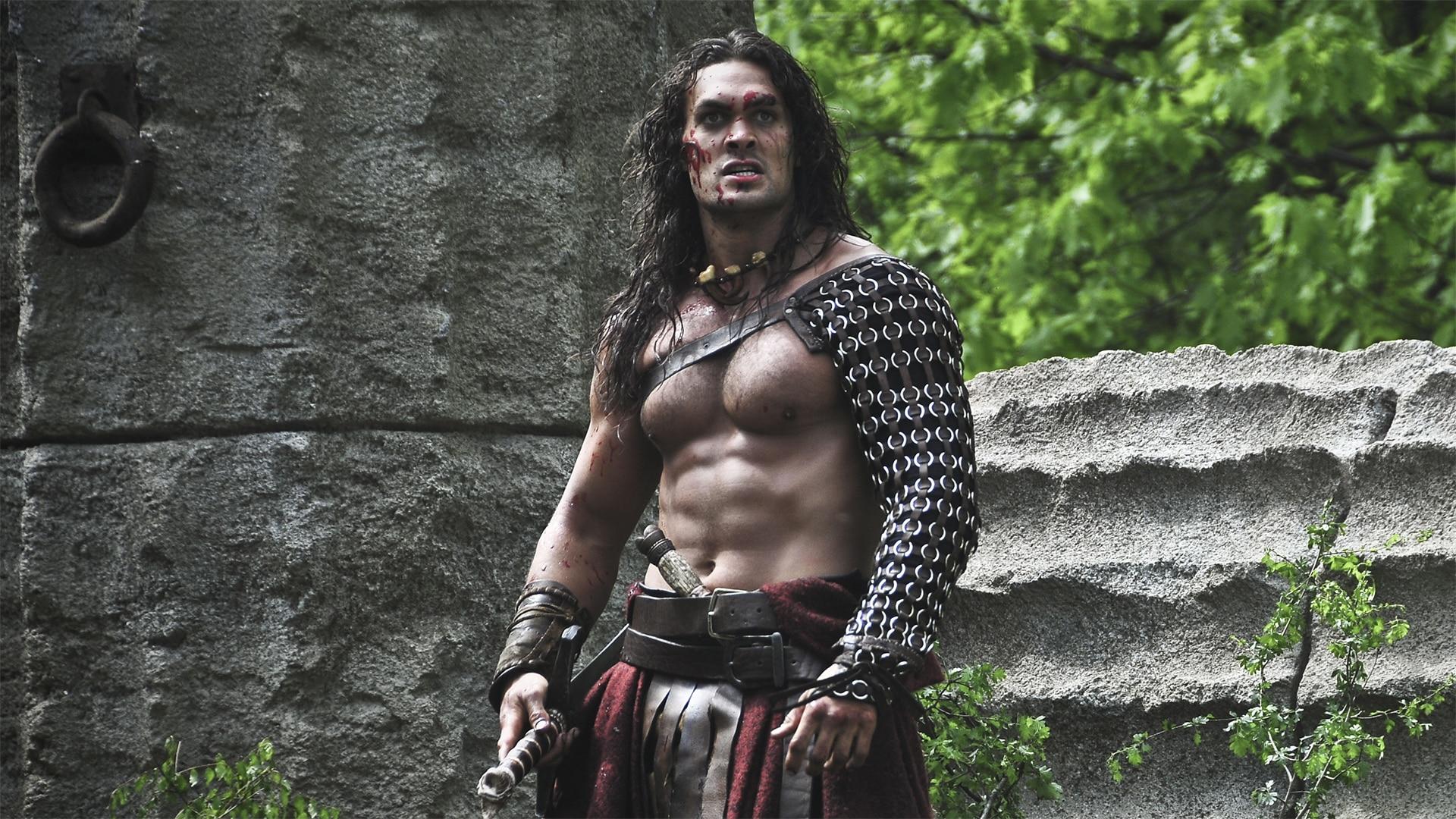 Conan the Barbarian (2011) - All 4