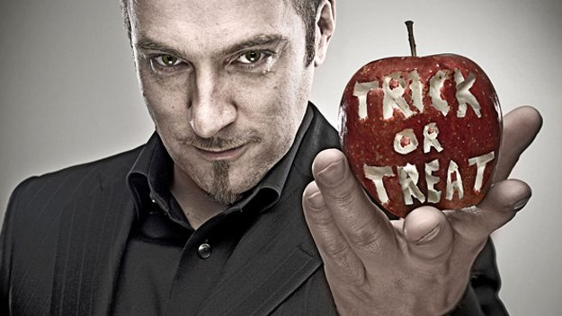 Derren Brown: Trick or Treat - All 4