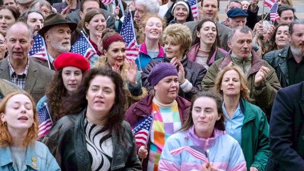 Derry Girls - The President