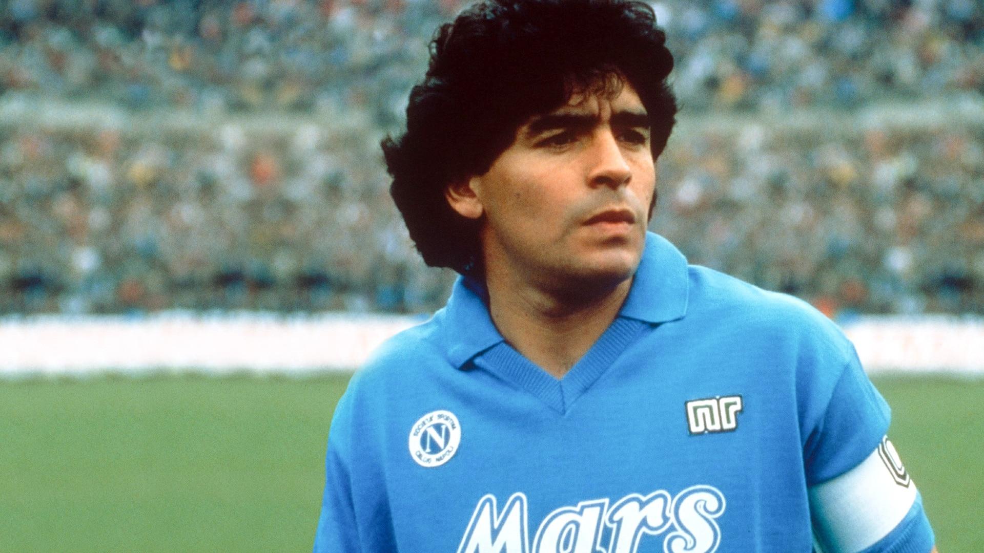 Diego Maradona - All 4