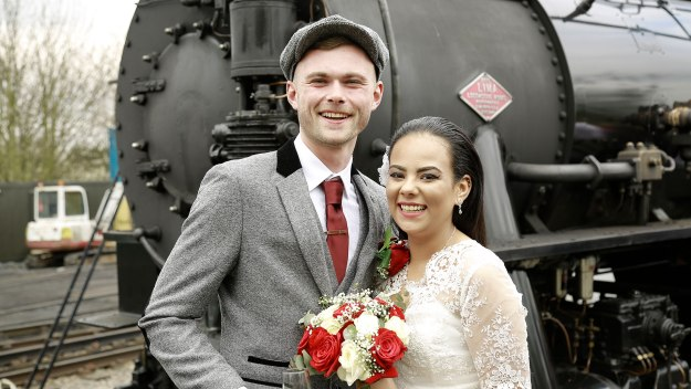 Don't Tell The Bride - Richard & Latrice